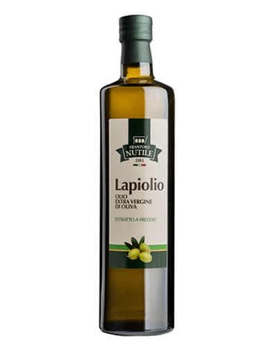 Lapiolio - The extra virgin Olive Oil